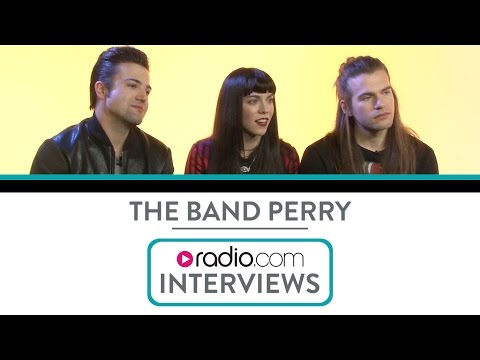 The Band Perry on their New Image- 'It's OK To Be Different'