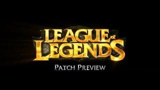 League of Legends - Jayce Patch Preview