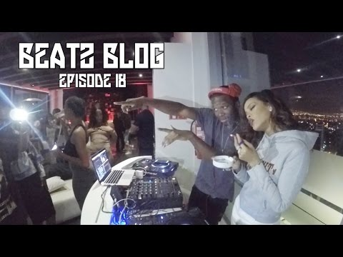 Beatz Blog: Santiago Chile with Rihanna and Big Sean - Episode 18