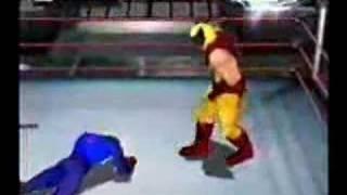 NoDQ CAW Season 3: 60 - Spider-Man v Wolverine