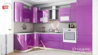 Home Decoration Styles for Modern HomesGlossy modern  kitchen  Awesome Modern Kitchen Ideas