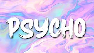 Russ - Psycho (Pt. 2) Croosh remix (lyrics)