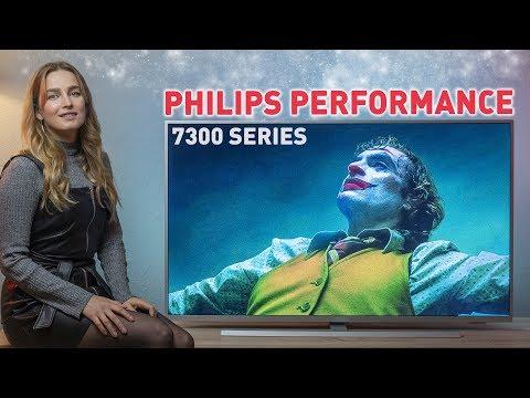 Телевизоры Philips серии Performance 7300