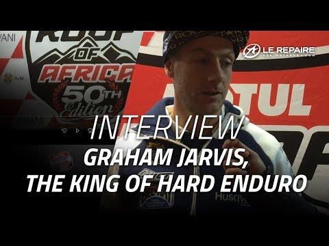 Graham Jarvis, The King of hard enduro