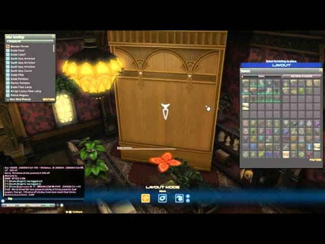 FFXIV: House Decorating Glitches – Aywren Sojourner: Gaming and Geek