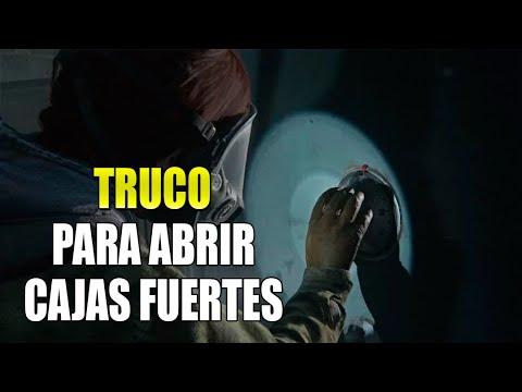 The Last of Us Parte II - TRUCO para abrir TODAS las Cajas Fuertes sin saber la combinación