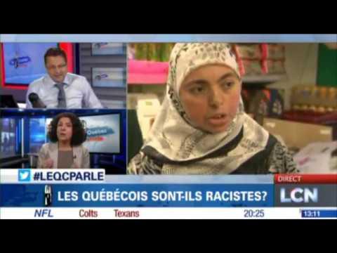 Le Québec Parle avec Nabila Ben Youssef