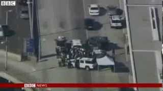LA airport gunman could face death denalty Thumbnail