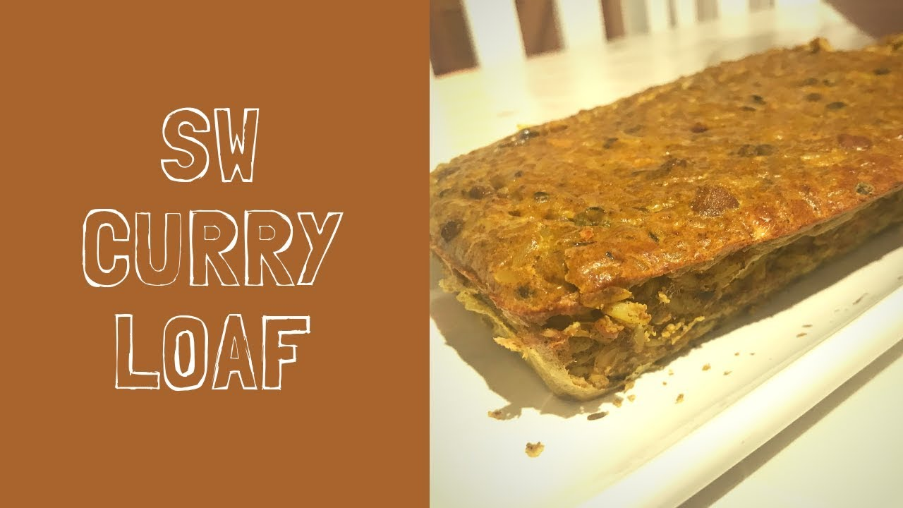 Slimming World Curry Loaf Recipe