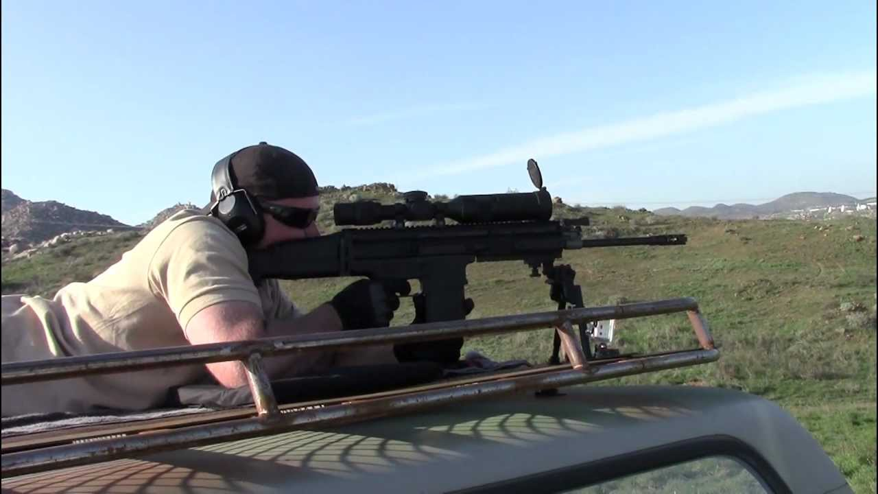 FN SCAR 17 vs  MEGA AR-10:  308 Shootout @ 600 Yards (Review / Field Test)  || The Bullet Points
