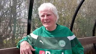 Deel 1 #FCGroningen50JAAR . Henk Oosterwold.