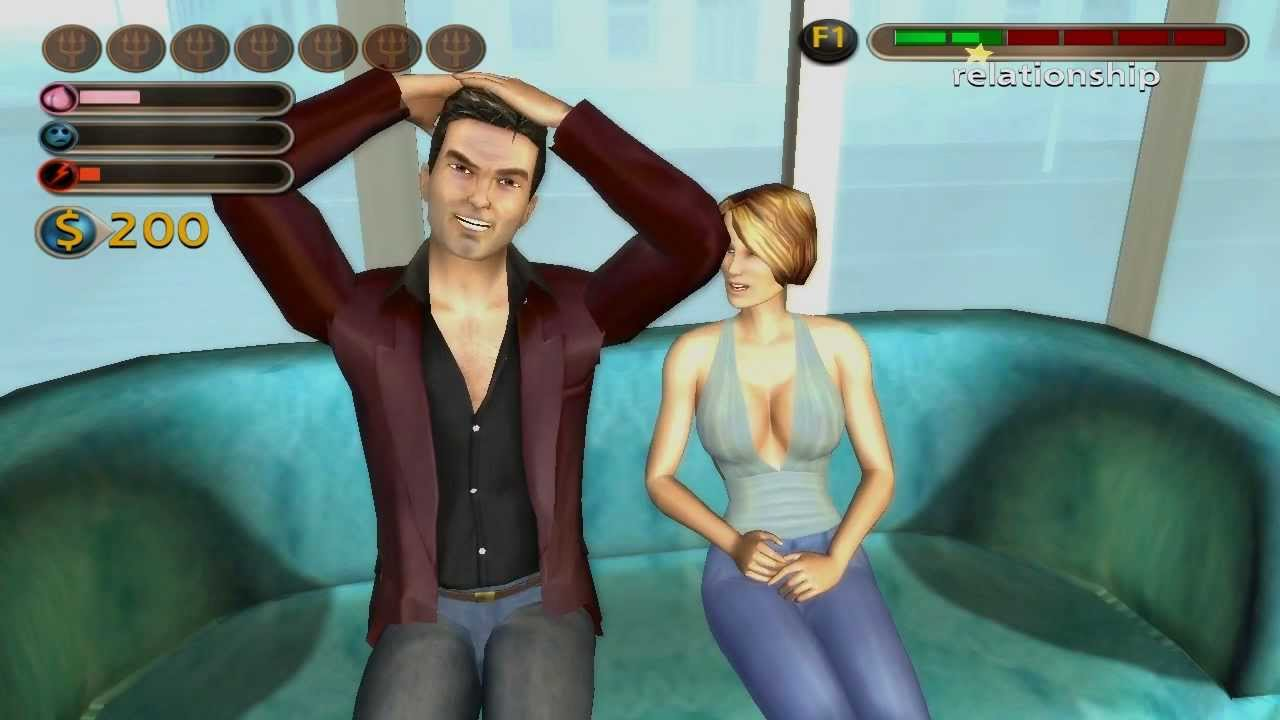 Adult Video Gameplay 7 sins introduction (pc gameplay, adult-only)