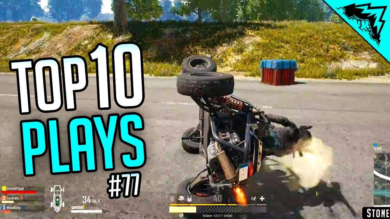 SURVIVOR - Top 10 PUBG Plays (Bonus #77)