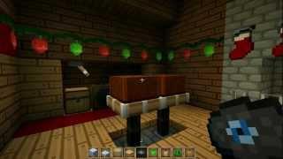 Minecraft City - Especial de Natal