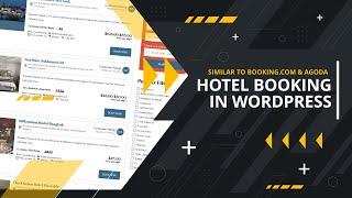 How to Create a Hotel Booking Website similar to Booking.com and Agoda | WordPress Tutorial screenshot 5
