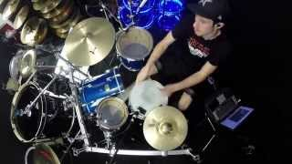 Download Video Shut Up & Dance - Drum Cover - Walk The Moon MP3 3GP MP4