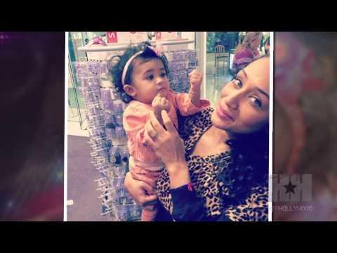 Chris Brown Shames Baby Mama, Nia Guzman, For Using Daughter As A
