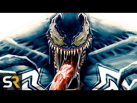 15 Versions Of Venom More Powerful Than Tom Hardy's