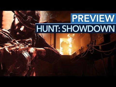 Hunt: Showdown - Preview: Cryteks Shooter-Comeback