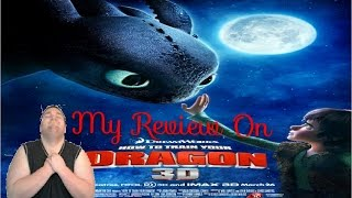How To Train Your Dragon 3D Movie Review