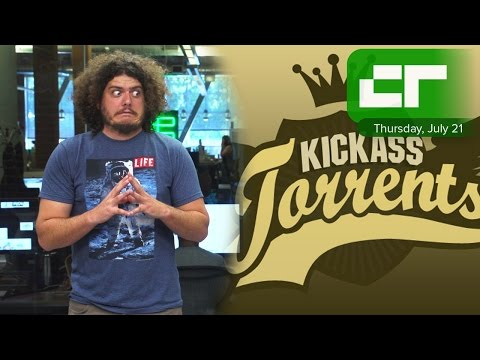 KickAss Torrents Owner Arrested | Crunch...