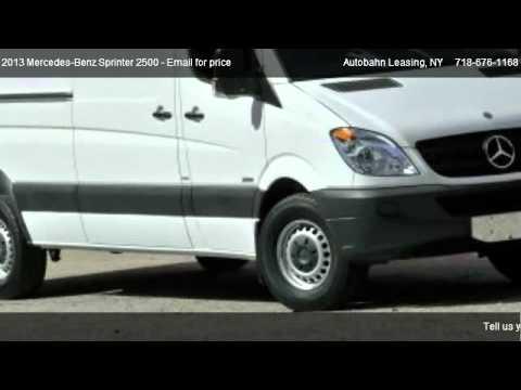 2013 mercedes benz sprinter 2500 2500 3500 for sale in for Mercedes benz sprinter 2500 vs 3500