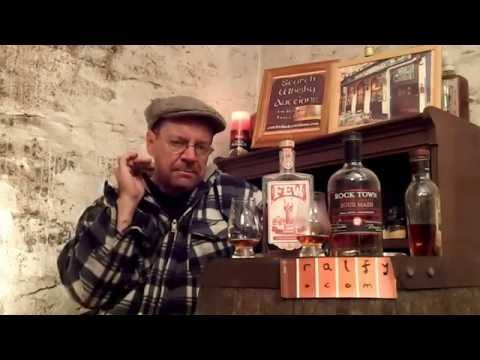 whisky review 592 - F.E.W. Bourbon & Rock Town 4-grain Sour Mash