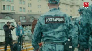 حصرياً   لـ من روسيا مع التحية..  من شوارع موسكو الاحتفالات باليوم الوطني الروسي