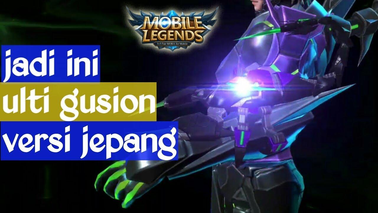Kata Kata Bijak Gusion Mobile Legends Japan