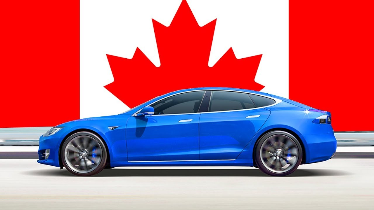 tesla snubbedcanada's new electric car incentives - youtube