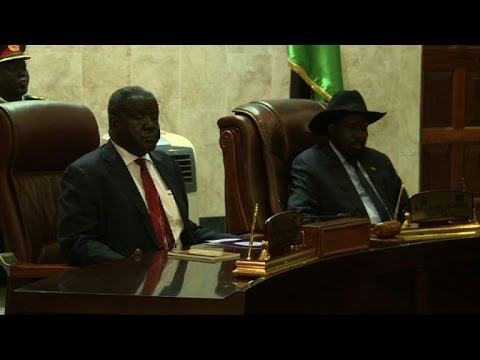 S. Sudan president seeks to reverse crumbling economy