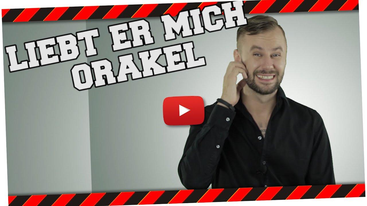 Liebt er mich?! #5 - Liebt er mich Orakel - YouTube