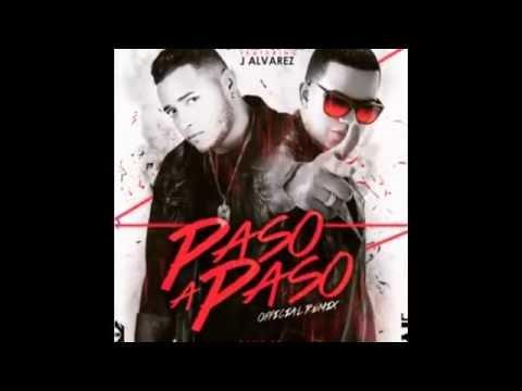 Paso a Paso - Remix - Ronald el Killa Ft. J Alvarez | Preview Raeggueton 2016
