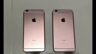 Iphone 6s Plus Ios 11.1.2 Vs 11.2.1