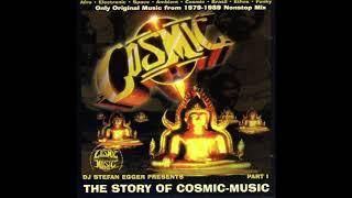 Dj Stefan Egger presents The Story Of Cosmic Music Part I