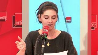 Paris 2020 : votez Rollman ! La drôle d'humeur de Marina Rollman