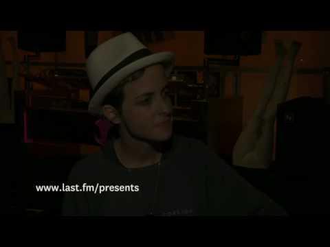 Last.fm at Lollapalooza | Samantha Ronson