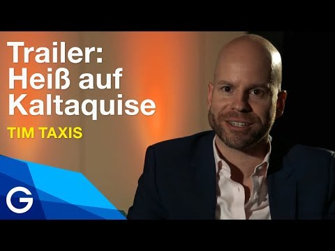 Trailer: Heiß auf Kaltakquise // Tim Taxis // Business Factory Masterclass Online