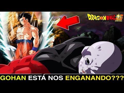 O PLANO DE GOHAN para vencer O TORNEIO do PODER !!! Dragon ball super   TEORIA