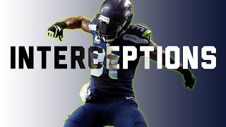 Seattle Seahawks - Every Interception of 2017