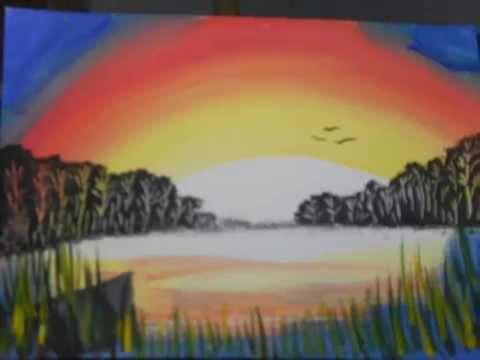Мои рисунки гуашь (первые 3 картинки это фото)