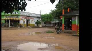 vias de Guamal, Magdalena