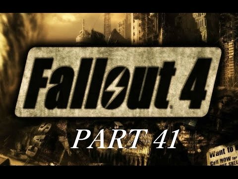 Let's Play Fallout 4 (Noob) - Part 41 Military-Grade Circuit HD