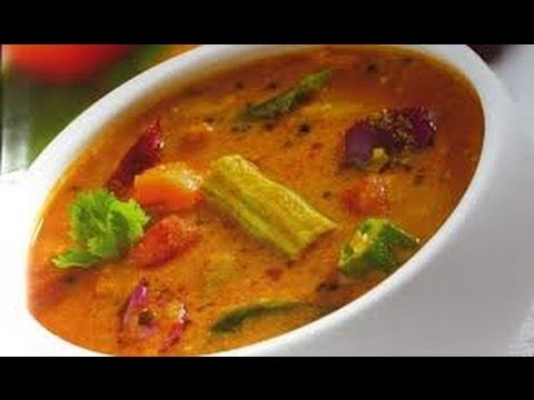 Kerala Food Recipes Sambar