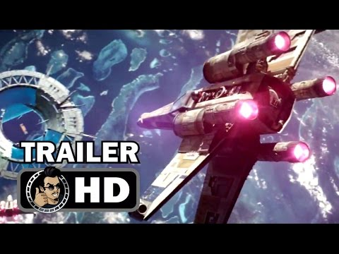 ROGUE ONE: A STAR WARS STORY - Official International Trailer #3 (2016) Sci-Fi Action Movie HD