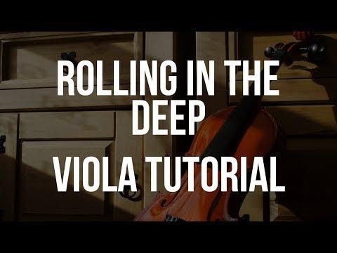 Viola Tutorial: Rolling in the Deep