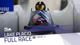 Lake Placid | BMW IBSF World Cup 2019/2020 - 2-Man Bobsleigh Heat 2 | IBSF Official
