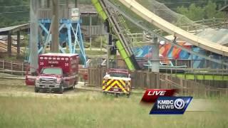 Boy killed at Schlitterbahn Kansas City Water Park