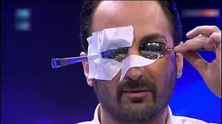 اجرای عجیب سعید فتحی روشن در برنامه زنده