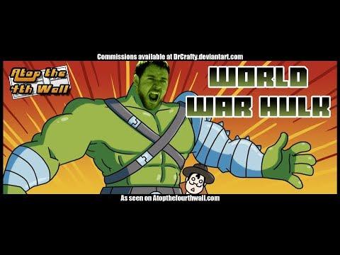 World War Hulk - Atop the Fourth Wall